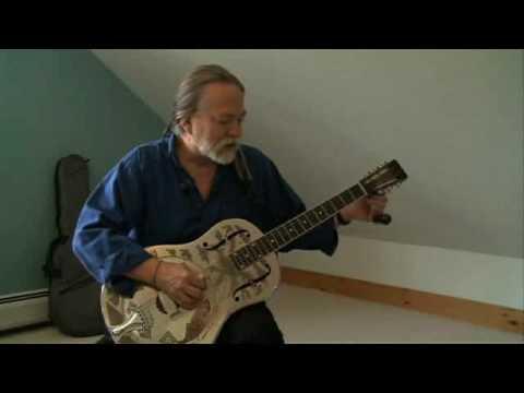 Acoustic Guitar Lesson - Robert Johnson Blues Lesson with Scott Ainslie - Part 1