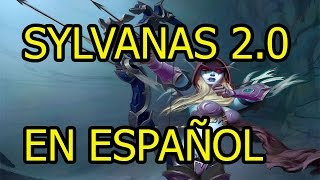 SYLVANAS HEROES OF THE STORM PRIMER GAMEPLAY 2.0