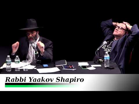 2/2 Q&A - Judaism vs Jewish Identity Politics - Rabbi Yaakov Shapiro and Gilad Atzmon