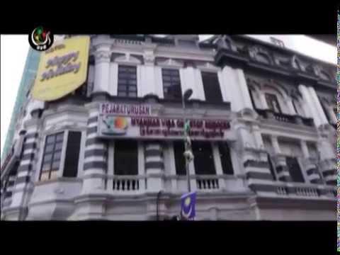 DVB -30-10-2014 မေလးရွားအိပ္မက္ အပုိင္း(၁)