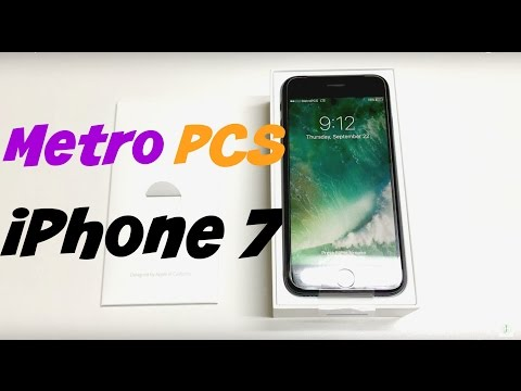 Metro PCS iPhone 7 Unboxing and Full Review - Everything you need to know!