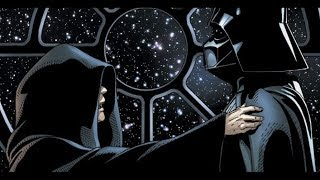 Palpatine's Inspiring Speech to Darth Vader to Keep Going [Canon] - Star Wars Explained