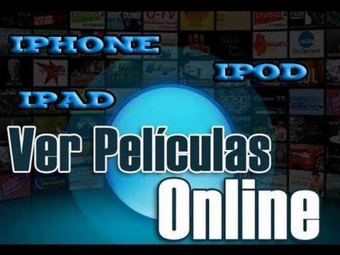 Como ver Peliculas y Series en iPhone. iPod y iPad Gratis sin Jailbreak