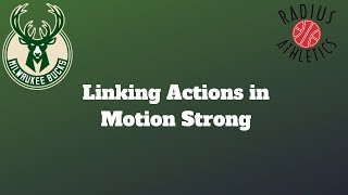Linking Actions in Motion Strong