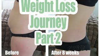 Weight Loss Journey Part 2