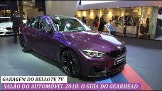 Garagem no Salão do Automóvel 2018: o guia completo do gearhead