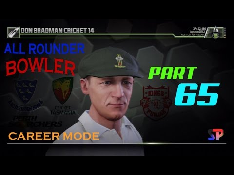 Don Bradman Cricket 14 Career Mode 65