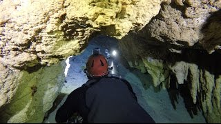 GoPro: Cave Explorer's Near Death Experience