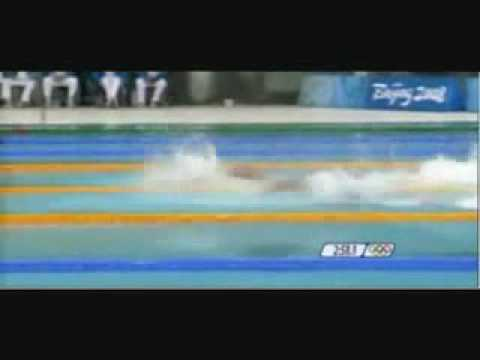 men's 4x100 freestyle relay 2008 olympics (Full Race)
