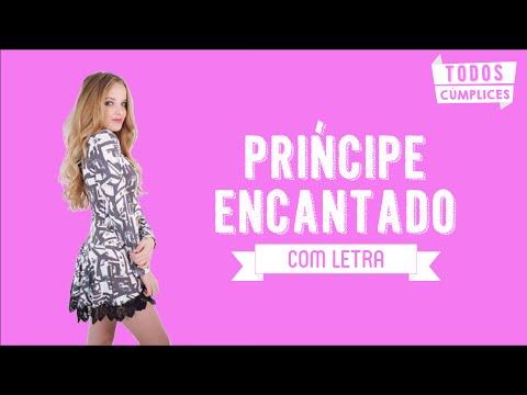 Príncipe Encantado (Letra) - Giovanna Chaves