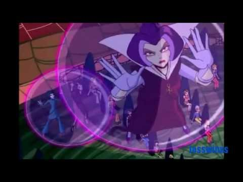 Winx Club Season 1: Episode 19 - The Fall of Magix (Rai English) Part 1