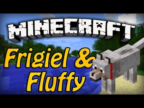 Frigiel & Fluffy - Episode 3 | Minecraft