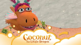 Coconut the little Dragon: The Lucky Stone S1 E26 | WikoKiko Kids TV