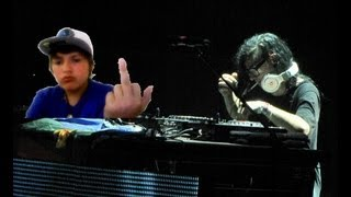 Tite and Skrillex NATALINO