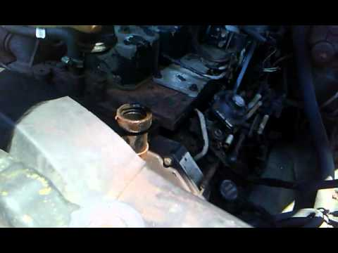 1991 Dodge Cummins Blow By Test 300k miles