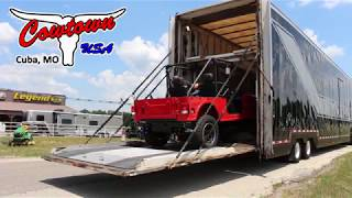 A brand new Roxor arrives at Cowtown USA