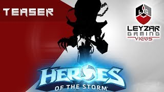 Heroes of the Storm (Hero Teaser) - Possible Kel'Thuzad