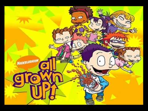analysis of all grown up and The rugrats go to middle school read common sense media's all grown up review, age rating, and parents guide.