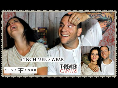 Guy Subs August 2014 - Five Four Club. Cinch Club. Threaded Canvas - Comparison & Review