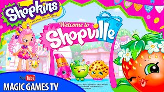 Шопкинс (Shopkins) игра мультфильм для детей | Shopkins Welcome to Shopville (iPad Gameplay Video)