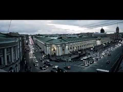 free timelapse download - San Petersburg wilde russian city