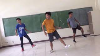 WOBBLE UP DANCE CHALLENGE