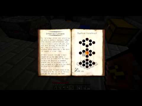 Thaumcraft 3 - Part 11 - The Infernal Furnace