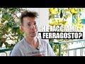 CHE FACCIAMO A FERRAGOSTO?