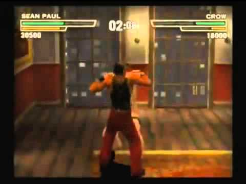 Def Jam Fight for NY Gameplay GameCube