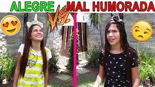 ALEGRE VS MAL HUMORADO - Bela Bagunça