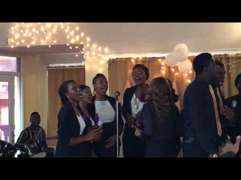 Brooklyn Tabernacle Choir He Reigns Forever performed by CSF WUSM Choir