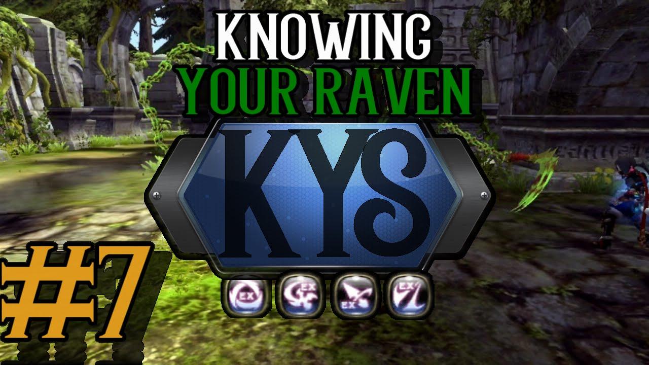 Chaser Raven Skills