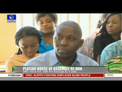 News Across Nigeria: S/Court Dismisses Al-Hassan's Appeal Pt.1