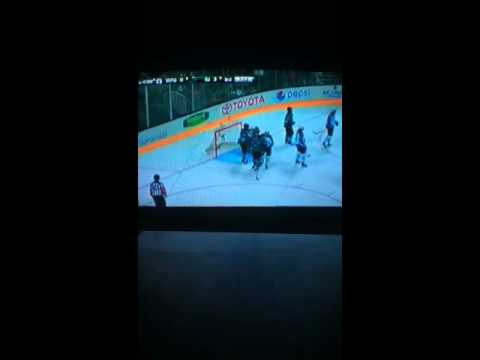 Winnipeg Jets vs San Jose Sharks 10/11/2014 part 5