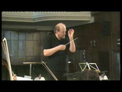 Mahler 3, Finale. Part 1 Video