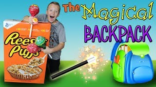 The Magical Backpack