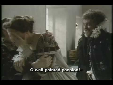 Othello Act IV slap scene (BBC version)
