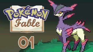 Pokemon Fable Part 1 POSSESSED POKEMON! Pokemon Fan Game Gameplay Walkthrough