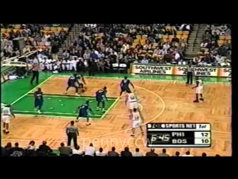 Allen Iverson's Sixers Basketball - Defense to Offense