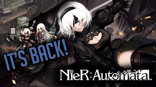 Nier: Automata Collab Returns! A2 & 2B 7 Star! - [FFBE] Final Fantasy Brave Exvius