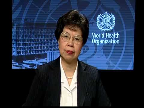 Dr Margaret Chan Director-General: 100th HIV/AIDS Drug Authorized for Purchase Under PEPFAR