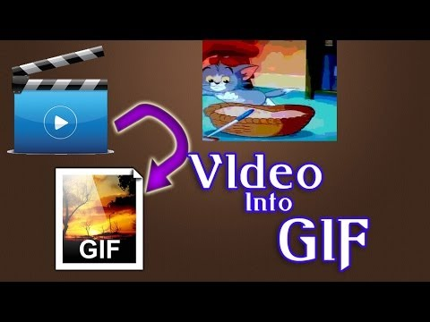How To Convert Video into GIF