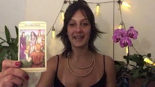 Tarot Aquário - dezembro 2018 - minha nada mole vida