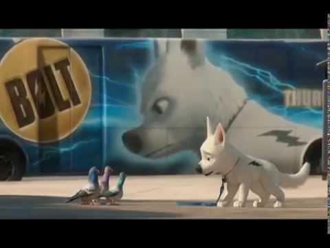Вольт (2008) - Русский трейлер мультфильма
