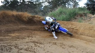Extreme motocross in Santa Coloma de Farners Spain