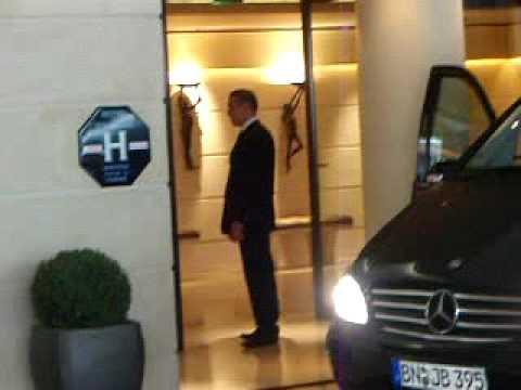 Britney And Jayden James At Their Hotel In Paris