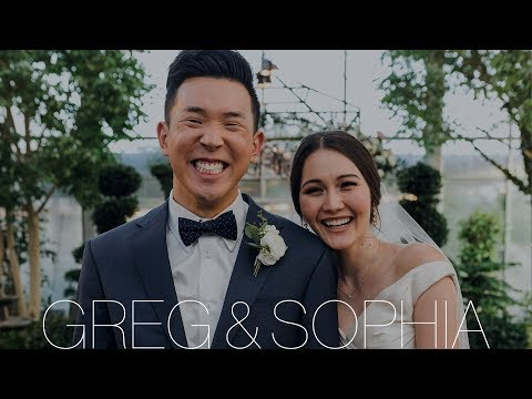 Modern Korean Wedding Film at Cactus & Tropicals (Draper, Utah)