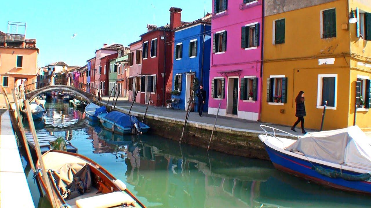 ¿Cómo llegar a Burano, Venecia (Italia)