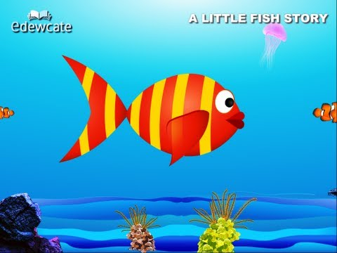 English Story For Kids - Little Fish video