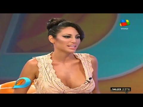 Vicky Xipolitakis fue completamente desnuda a Intrusos